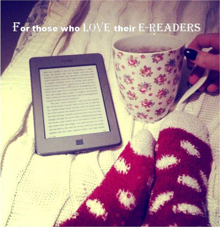 For those who love their ereaders.