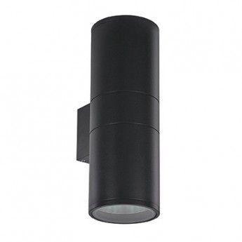 Lampy ogrodowe - abanet.pl  Gun AP2 Big - Ideal Lux - kinkiet zewnętrzny   #oświetlenie #ogród #lampy #design #ideal_lux #Kraków