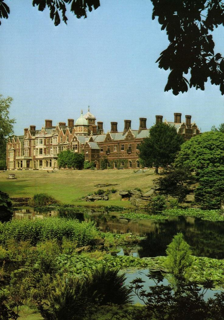 Sandringham House - Norfolk - England - - A Royal Residence