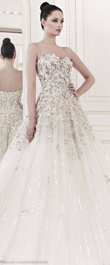 Zuhair Murad Bridal | S/S 2014 - wedding dress