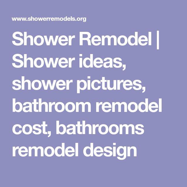 Best 25 Bathroom Remodel Cost Ideas On Pinterest  Bathrooms Extraordinary Average Master Bathroom Remodel Cost Design Inspiration