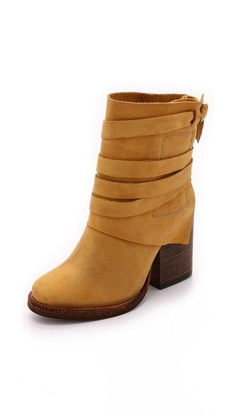 Free People Royal Rush Booties