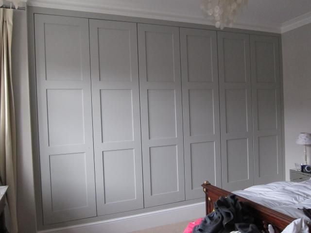 Best 25 fitted wardrobe doors ideas on pinterest built for D i y bedroom cupboards