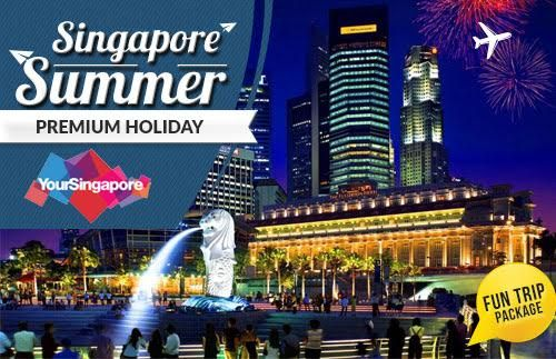 Fantastic Singapore Holiday Packages for 5D4N - Complete Admission Ticket Edition