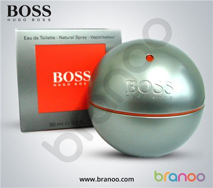 Hugo Boss In Motion Eau de Toilette For Men 90ml]]