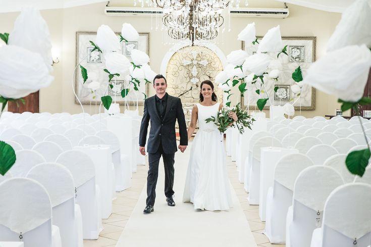Chez Charlene 5 Star Wedding Venue, Pretoria East, Gauteng. Main Venue chapel