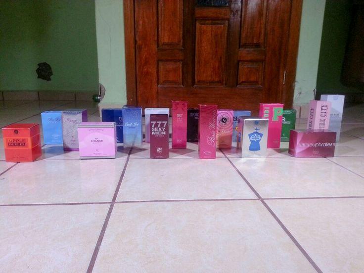 Perfumes alternativos. $250 Contamos con variedad de fragancias.