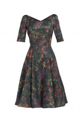 Sukienka TAMARA multikolor