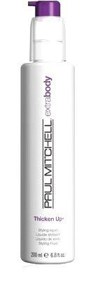 This product is awesome! I have thin hair, especially on top and this really helps my hair to look and feel thicker! It works even if I flat iron the ...