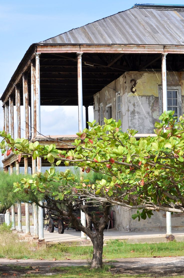 Old Naval Hospital - Port Royal, Jamaica ~ Mark Phinn Photography
