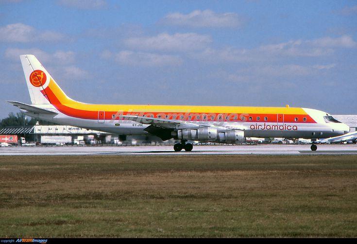 Air Jamaica Douglas DC-8-51