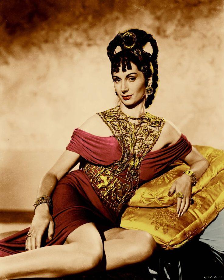 "Patricia Laffan in ""Quo Vadis"" (1951) | Char Inspiration ... Patricia Laffan Images"