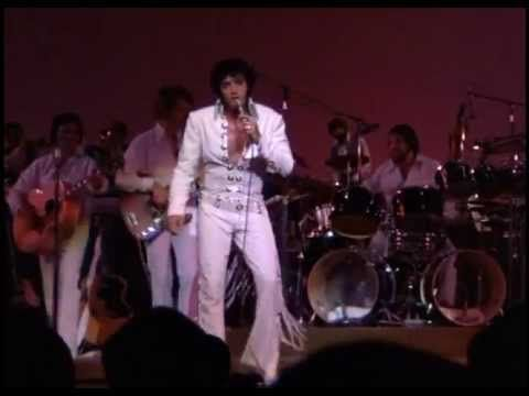 Elvis Presley Suspicious Minds Live in Las Vegas (Official Video)  The Best Elvis Song  ever