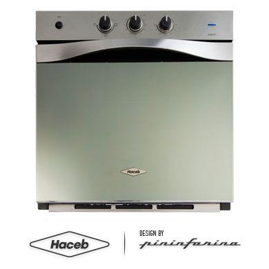HACEB > Cocción > Hornos > Horno-Assento-F-60-ELEC-INOX-220