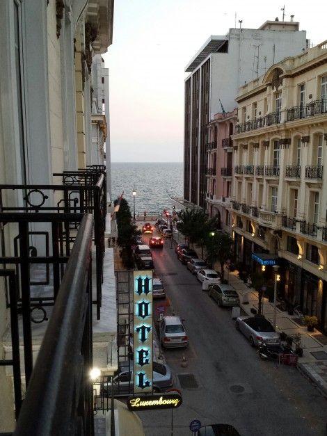 You'll always have the sea, right? - Kομνηνών, απόγευμα - ΗΜΕΡΟΛΟΓΙΟ - LiFO