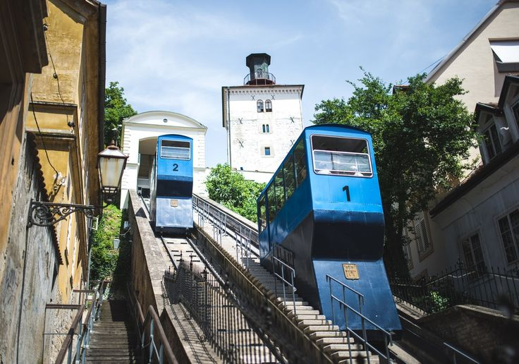 Photos et petites histoires de Zagreb, capitale de la Croatie de la ville haute aux grandes places de la ville basse