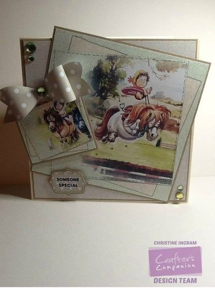 Thelwell collection - Crafter's Companion Portfolio