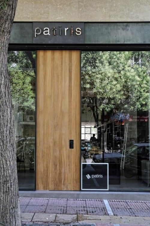 awesome Patiris Store by Block722 architects - The Greek Foundation by http://www.best100homedecorpics.us/entry-doors/patiris-store-by-block722-architects-the-greek-foundation/