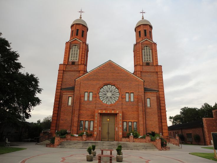 St Bernards Catholic Church, photo by Mary Soileau