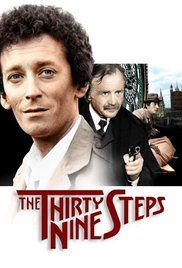The Thirty-Nine Steps Poster