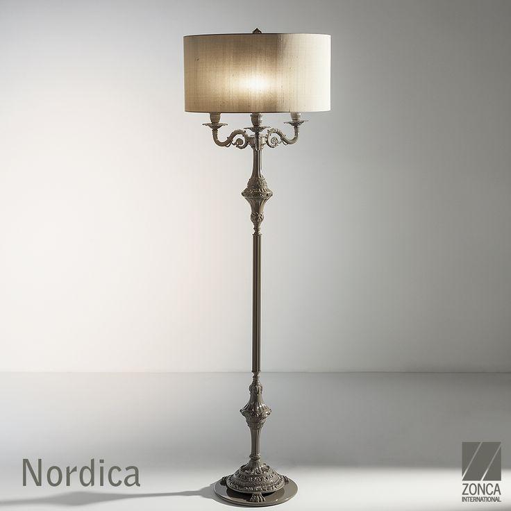 Nordica Classic Floor Lamp - #zonca #zoncalighting