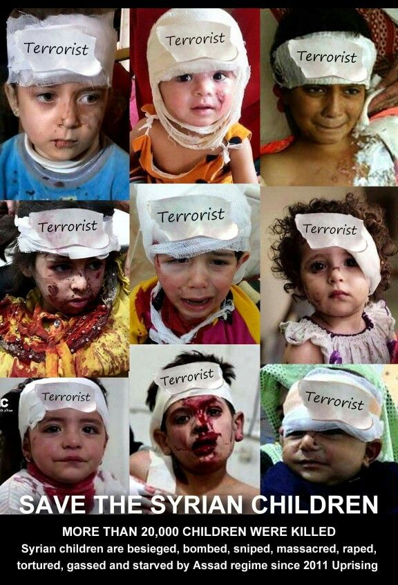 Assad Crimes...