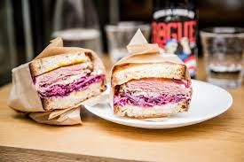 Αποτέλεσμα εικόνας για frenchie to go paris Reuben sandwich