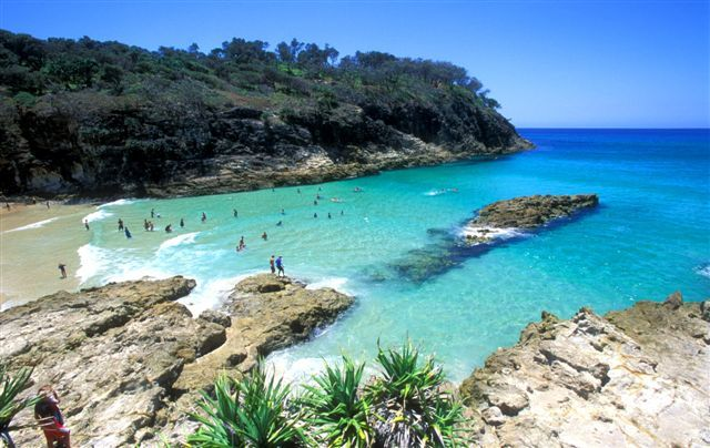 Stradbroke Island, Australia
