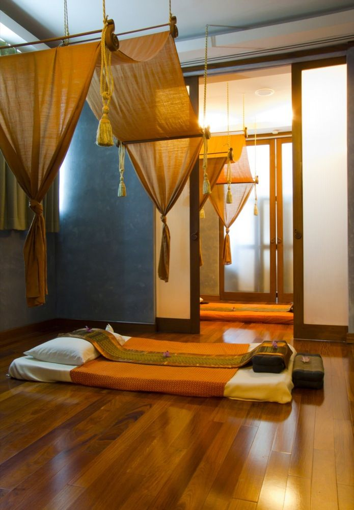 Thai massage single room | IATITAI. Beauty Body Balance