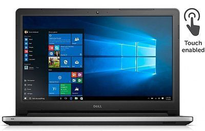 """Dell Inspiron 15 15.6"""" FHD Touchscreen Laptop Intel Core i7-6500U up to 3.1GHz"""