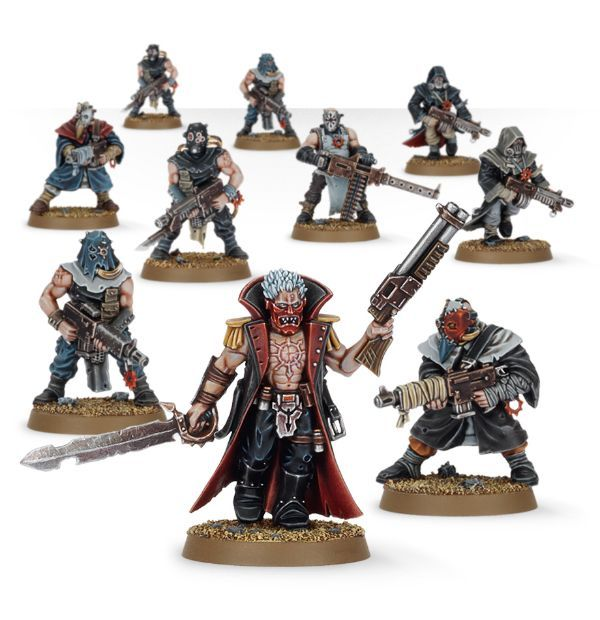 Warhammer 40k Factions