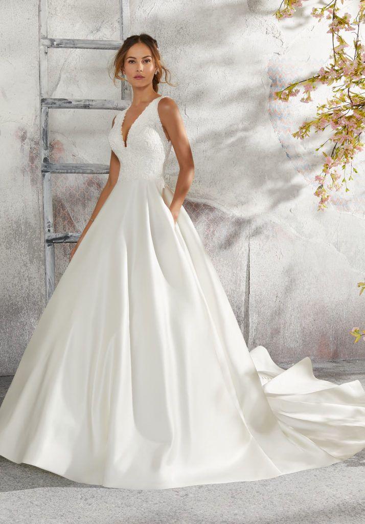 Laurie Wedding Dress Morilee Wedding Dresses Mori Lee Wedding