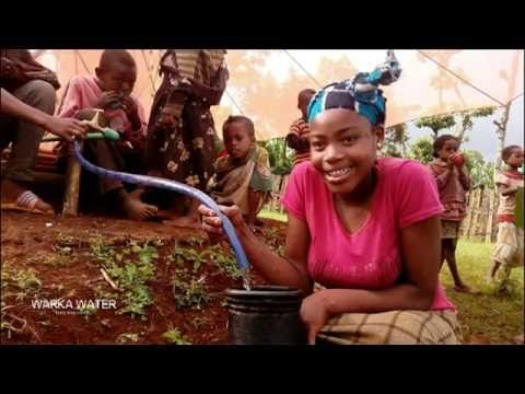 Fantástico invento genera 100 litros de agua al día!  Adiós a la escasez de agua - YouTube