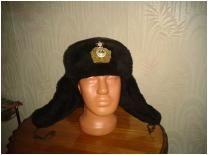 Шапка офицера ВМФ СССР