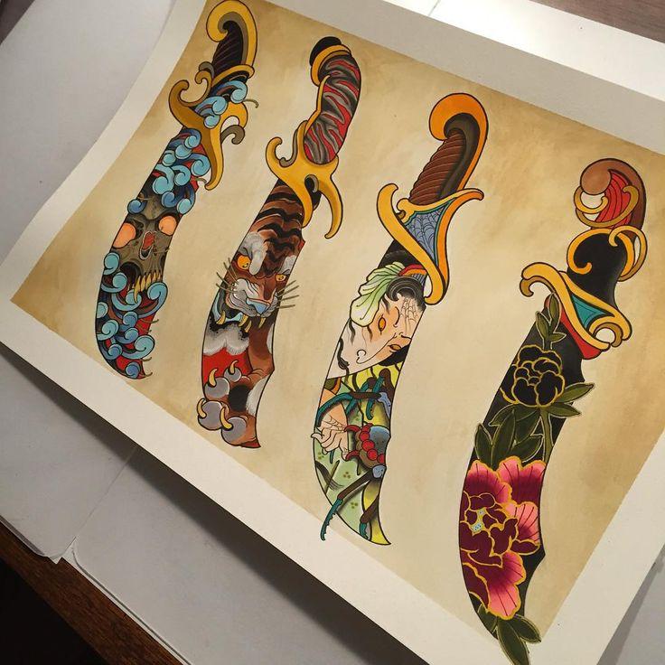 Artist: STU PAGDIN from House of Daggers (http://www.houseofdaggers.net/stu/)