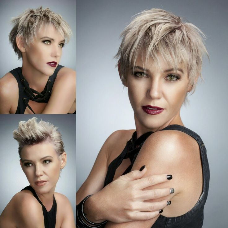 Maritz Verwey photography  Renate Willems makeup Charlie Bezuidenhout-Hollingsworth nails Shot for Redken Own It SA competition