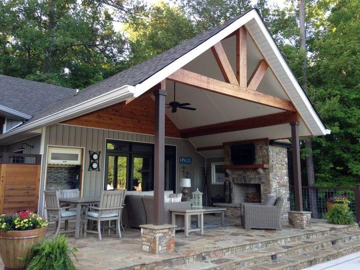 Exterior Front Porch Designs