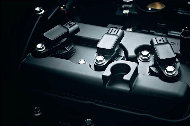 Agya Tipe E Auto2000 - engine