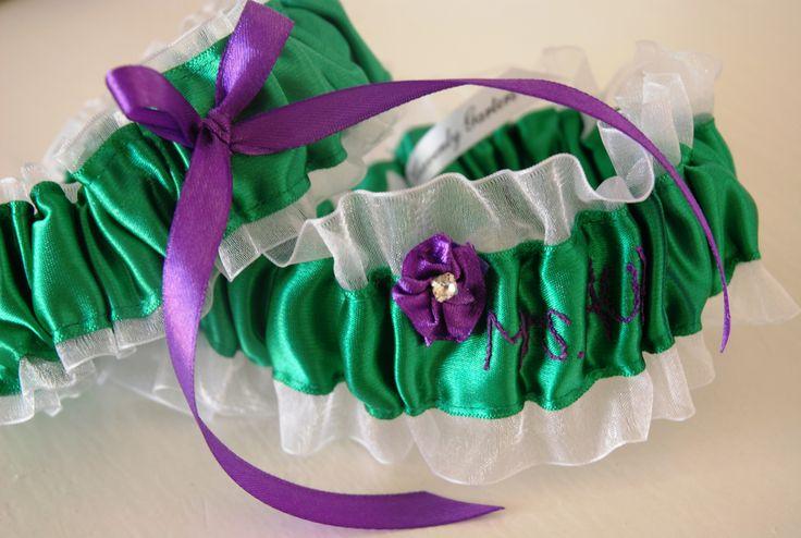Wedding garter - South African Garters www.heavenlygarters.co.za