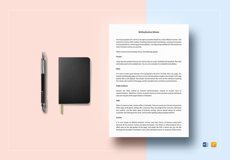 Business Memo Template  $12  Formats Included : MS Word, Pages File Size : 8.27x11.69 Inchs, 8.5x11 Inchs  Pages :4 #BusinessMemo #Documents #Documentdesigns #Memodesigns #MemoTemplates