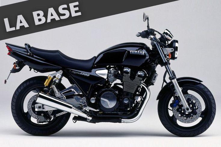 Yamaha XJR 1300 Café Racer par Modification Motorcycles