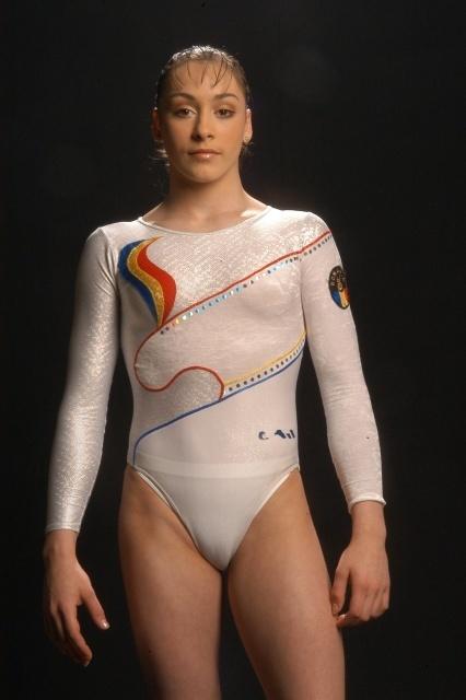image Romanian gymnasts nude lavinia milosovici