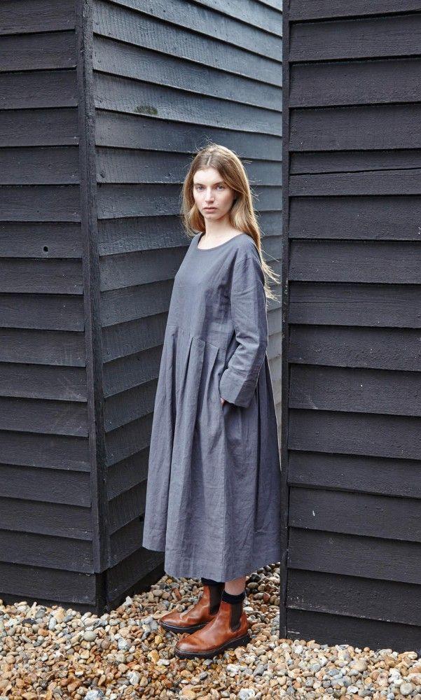Marsh Linen Dress