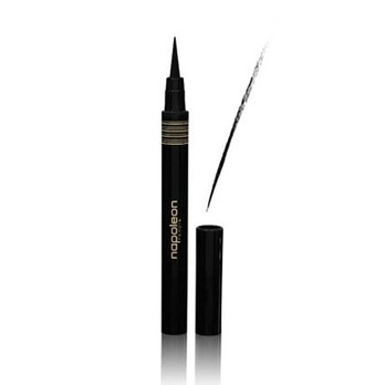 Practice your winged eyeliner! Napoleon Perdis Neo Noir Liquid Liner Black