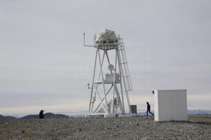 Bachelet pone la primera piedra del mayor telescopio óptico del mundo