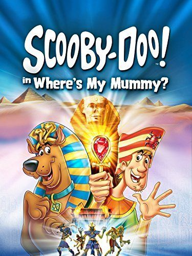 Scooby-Doo in Where's My Mummy? Amazon Instant Video ~ Frank Welker, https://www.amazon.com/dp/B001BEREIU/ref=cm_sw_r_pi_dp_P2l6ybYBE1ZH0