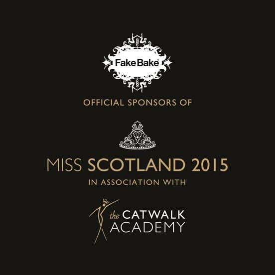 We are proud sponsors of this year's Miss Scotland 2015 and we can't wait to see how the winner, Mhiari Ferguson, does when she reaches the Miss World finals - with her Fake Bake Glow!