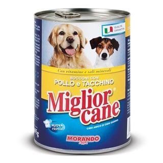 Miglior Cane Tavuklu & Hindili Katkısız Köpek Maması