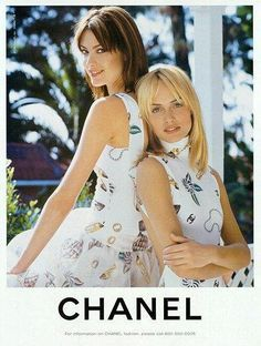 Image result for amber valletta chanel 1996.