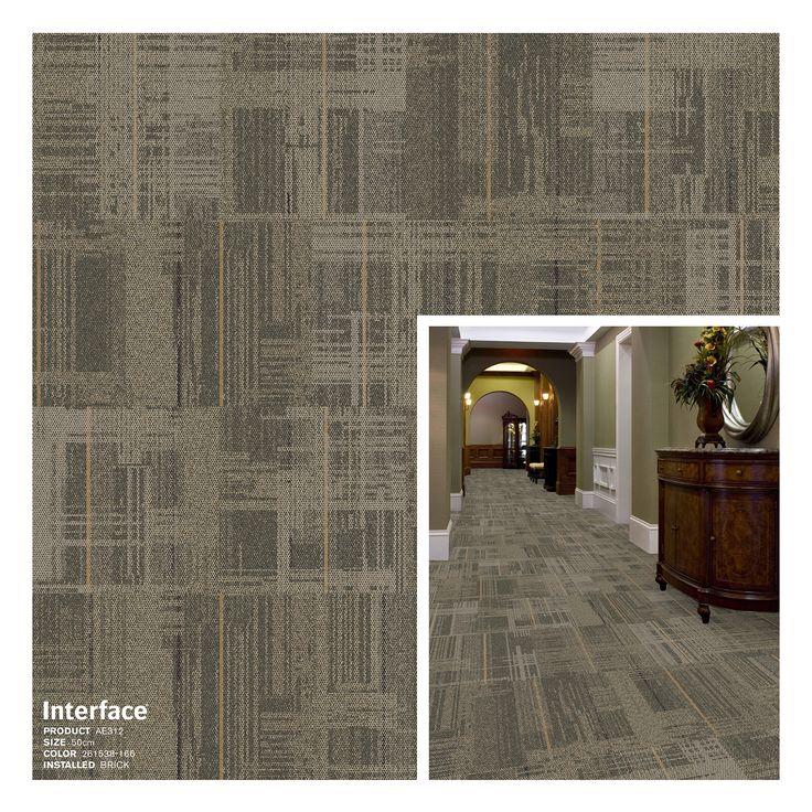 1278 best Interface carpet tiles images on Pinterest ...